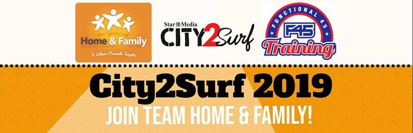 City2Surf - JOIN Team Home & Family