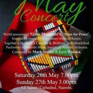 NMS May Concert - Saturday