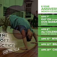 Sat 429 The Loft Practice 6 Year Anniversary with DJ Chenzo