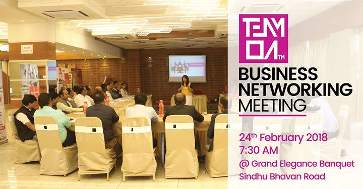 TeamON Business Networking Meeting