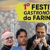 1 Festival Gastronmico da Farinata  SP