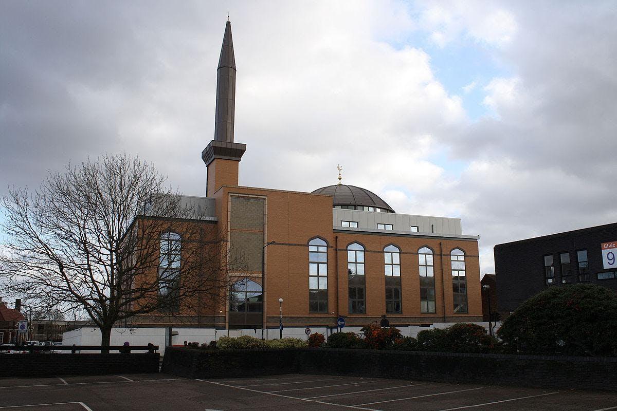 Harrow Central Mosque Iftar