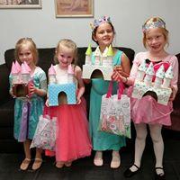 Gods Princess Dance Day Camps