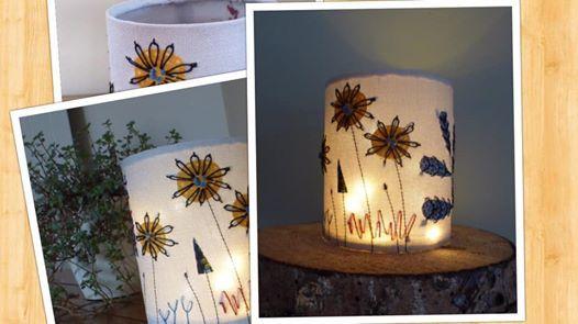 Lantern Making Workshop with Jo Hill Textiles
