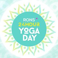 Rons 24hour Yoga Day Bern