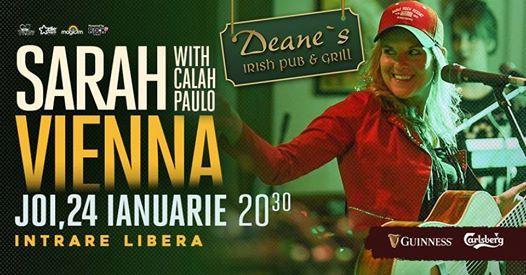 Concert Sarah Vienna