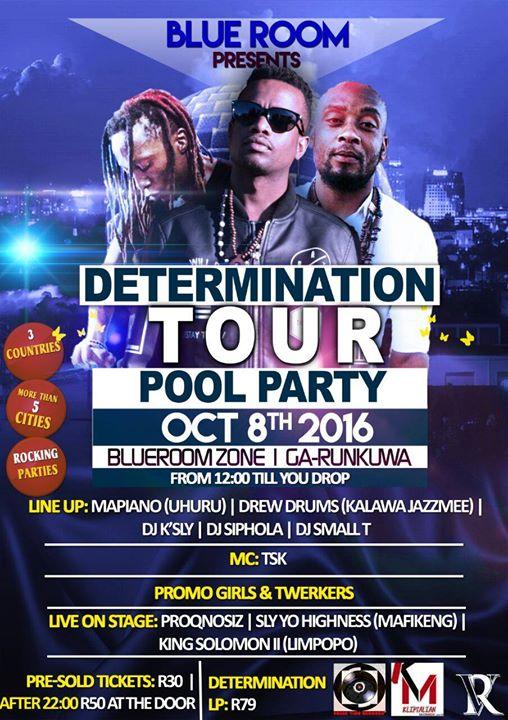 Blue Room Pretoria Contact Details