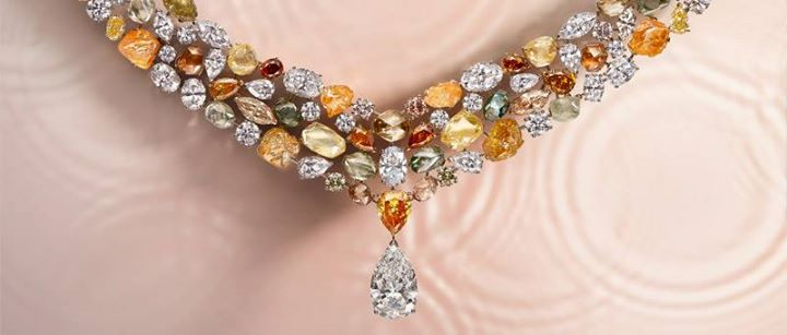 Lotus by De Beers High Jewellery Exhibition