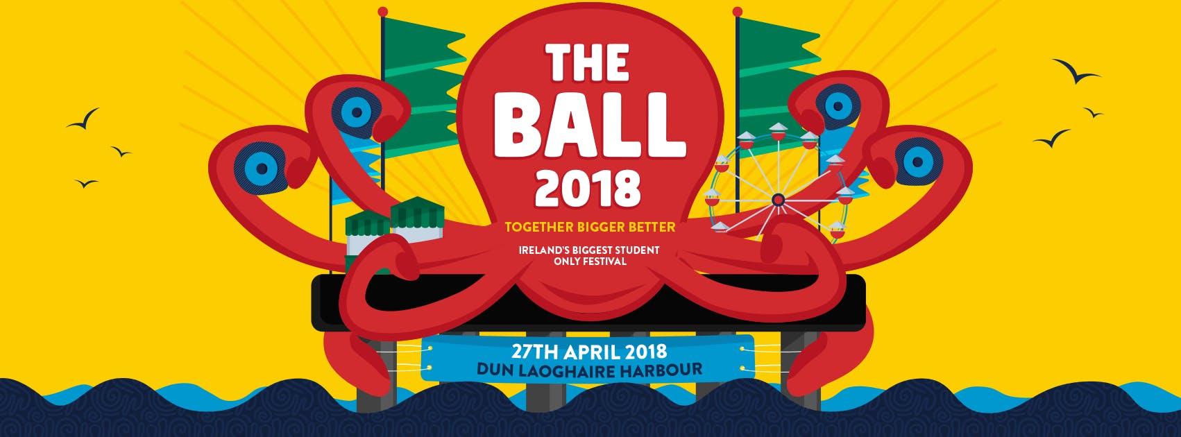 The Ball Festival 2018