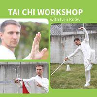 2018 January Tai Chi Workshop