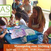 IMAS Trainingen  Benefiet Kolewa Massagedag Zoetermeer