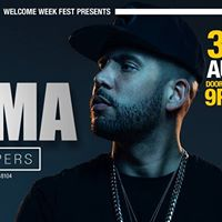 Welcome Week Fest Presents DJ Drama at Skeeps 830