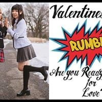 Maid 4U High School Valentines Rumble