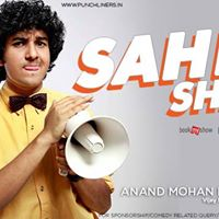 PunchLiners Standup Comedy Show ft. Sahil Shah in Indore