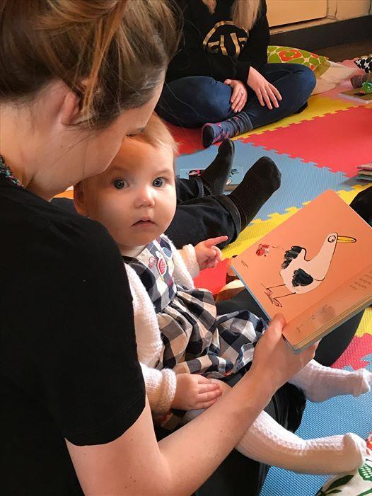 Baby Book Club Summer