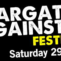 Margate Rocks Against Racism festival - No to Trump