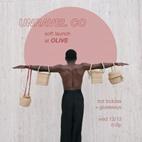 Unravel Co. Soft Launch Party