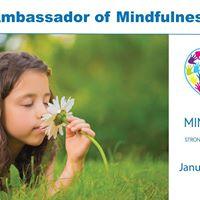 2018 Ambassador of Mindfulness Dinner