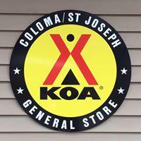 Coloma / St. Joseph KOA Holiday