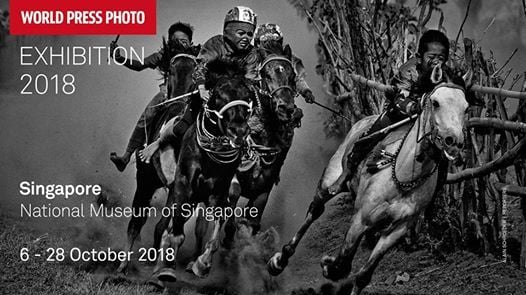 World Press Photo Exhibition 2018 Singapore