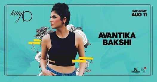 Kitty Ko Presents Avantika Bakshi