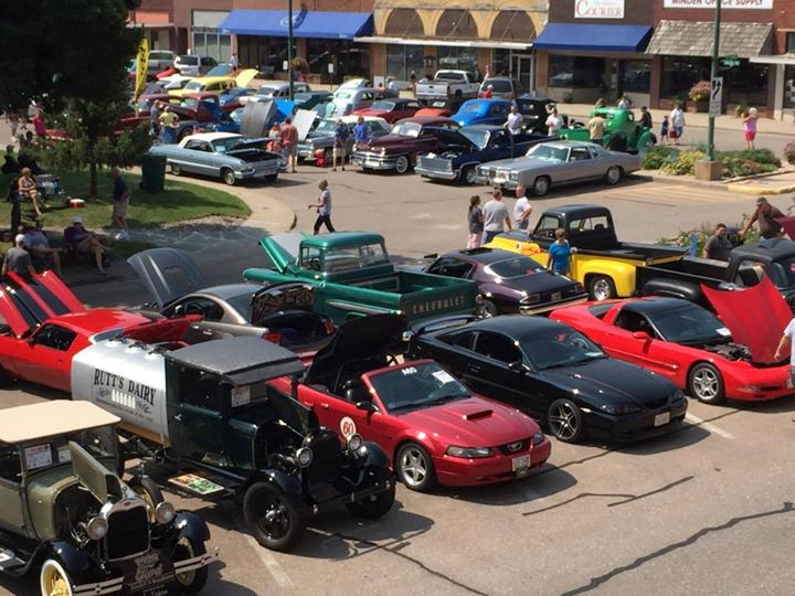 Christmas city car show relic rally craft fair at minden for Craft shows in nebraska