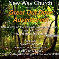 New Way Adventure VBS