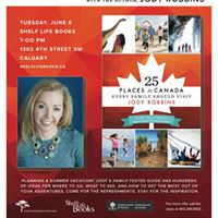 Jody Robbins  25 Places in Canada Every Family Should Visit