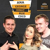 Ploieti Stand-up comedy cu Ana George Ionu Rux &amp Coco