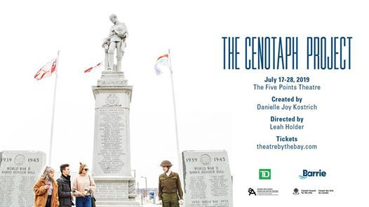 The Cenotaph Project @ Five Points Theatre