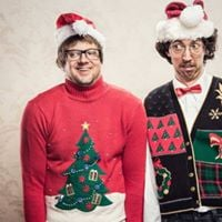 Ugly Sweater Xmas Dinner Party