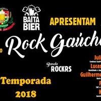 Projeto Rock Gacho Temporada 2018