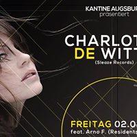 Charlotte de Witte I Kantine Augsburg