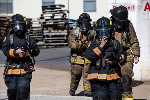 Fire Dynamics : Strategy and Tactics and Demonstration at