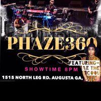 Phaze360 LIVE at IKonz Sports Bar &amp Grill-1515 North Leg Rd. Augusta GA