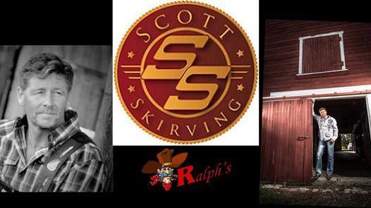 Scott Skirving LIVE