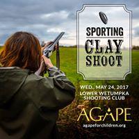 Sporting Clay Shoot Fundraiser (rescheduled date)