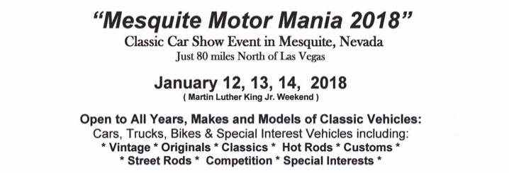 Road Trip To Mesquite For Motor Mania At Petro Truck Stop - Mesquite car show 2018
