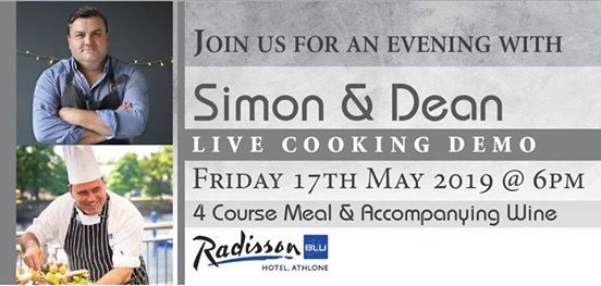 An Evening with Simon & Dean