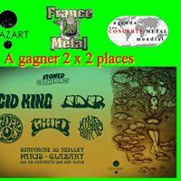 2x2 places  gagner - Acid King ElderToner Low Child