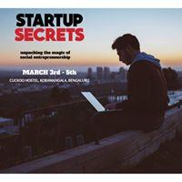 Startup Secrets Workshop