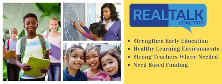 Real Talk Coalition Childrens Week Assembly
