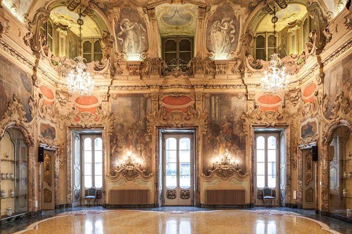 Palazzo Bolagnos Viani Visconti di Modrone-Grazzano