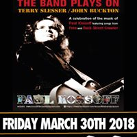 Kossoff The Band Plays On