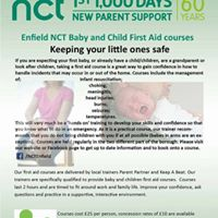 Infant and Child first aid