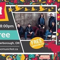 Home Free - Free Concert
