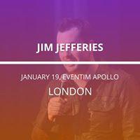 Jim Jefferies in London