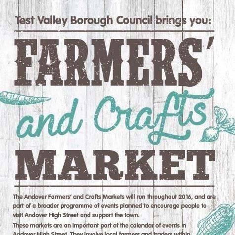Andover Farmer & Craft Market