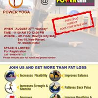 Power Yoga Free Demo