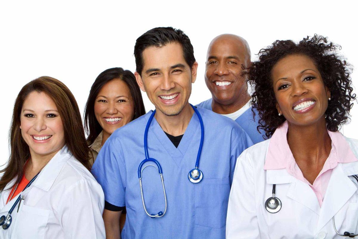 Healthcare Professionals Meet Up